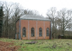An old Pumping Station for rennovation