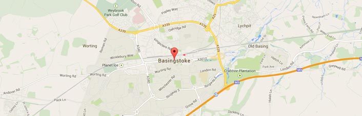 Chartered Surveyors in Basingstoke