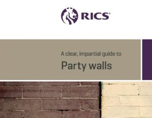 RICS Guide to Party Walls